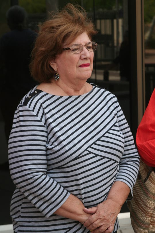 Mary Rose Wilcox, ex supervisora del Condado Maricopa.