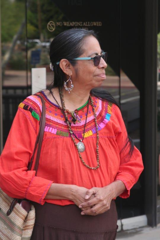 Dr. Sylvia Herrera, activista local