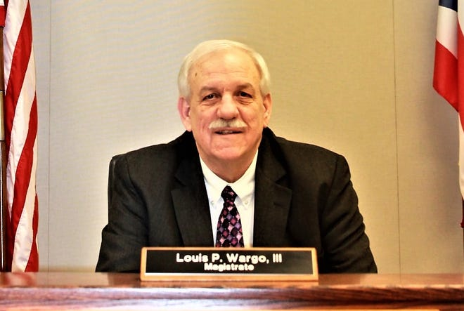 Louis Wargo has been elected Ottawa County Municipal Court judge. He currently serves as a magistrate in that court.