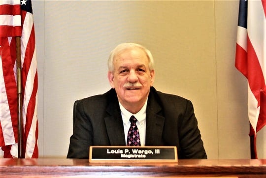 Louis Wargo, candidate for Ottawa County Municipal Court judge, currently serves as a magistrate in that court.