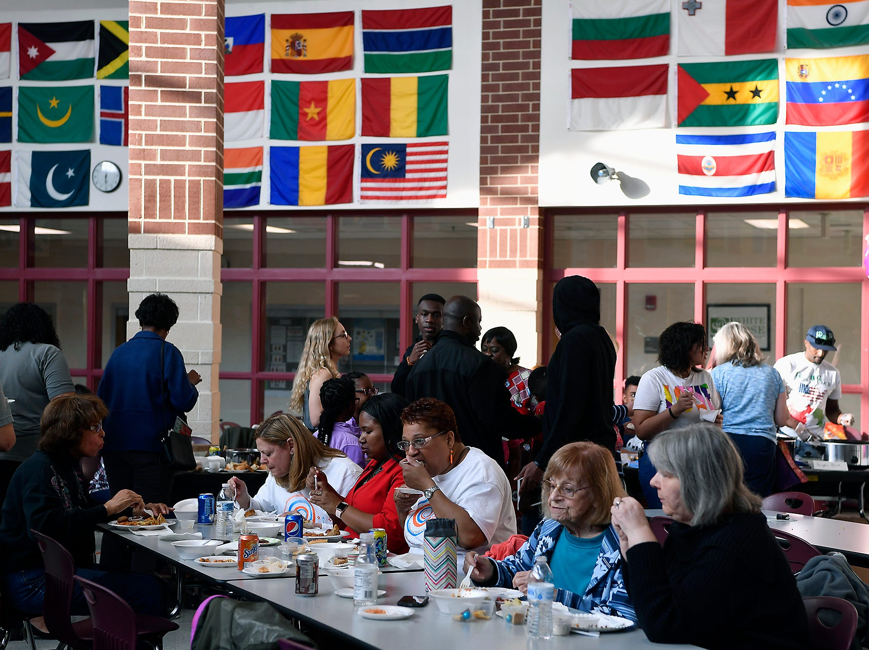 Central York 13th Annual Diversity Celebration, Thursday, April 11, 2019.John A. Pavoncello photo