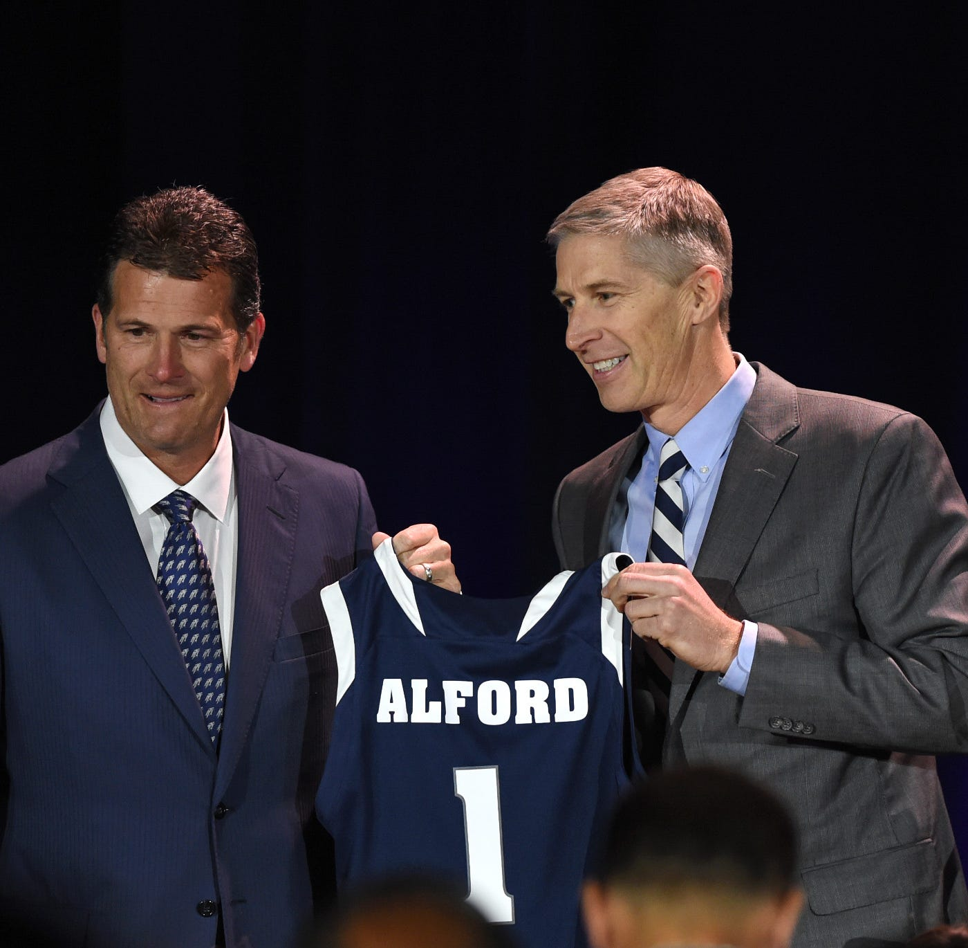 WATCH LIVE: Steve Alford announced as 19th coach in Nevada Wolf Pack basketball history