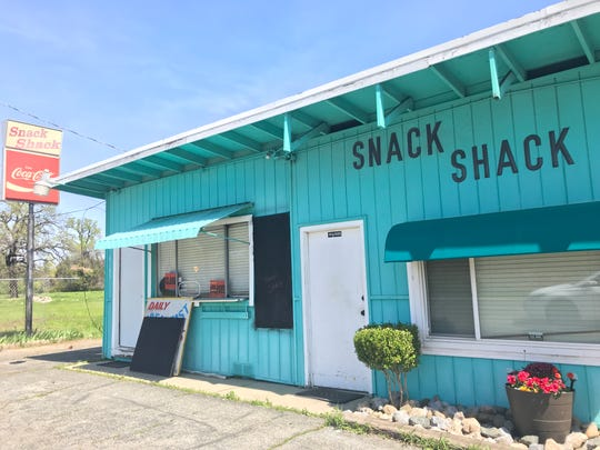 The Snack Shack on Eastside Road opened in 1971 and for years was a popular spot in Redding. The restaurant is under new ownership and should reopen later this spring.