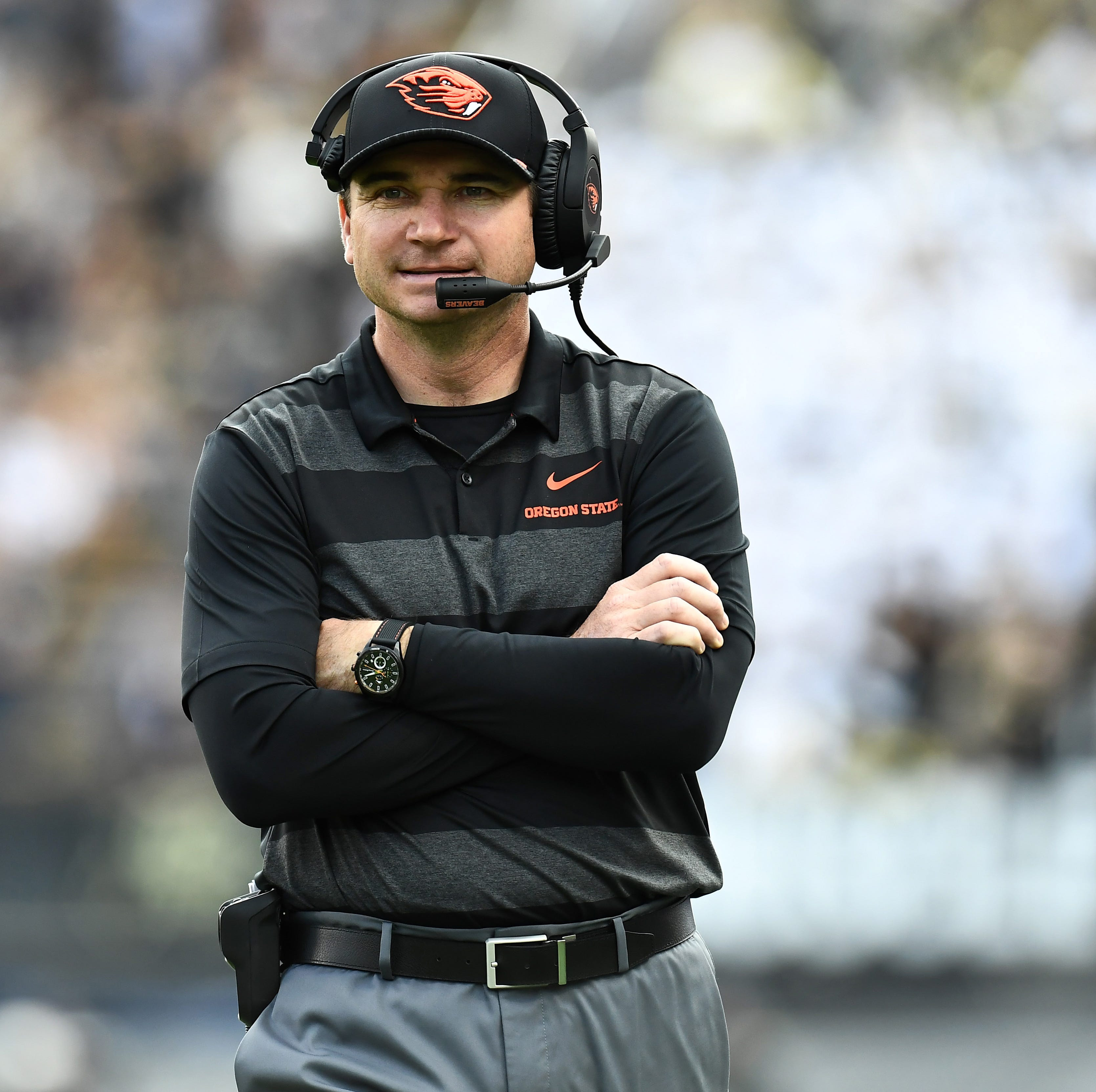 Oregon State football: Jonathan Smith's success rides on finding a quarterback