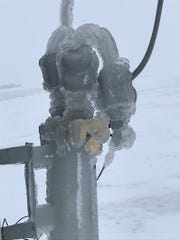 Heavy snow and ice on power lines resulted in thousands of power outages this week.