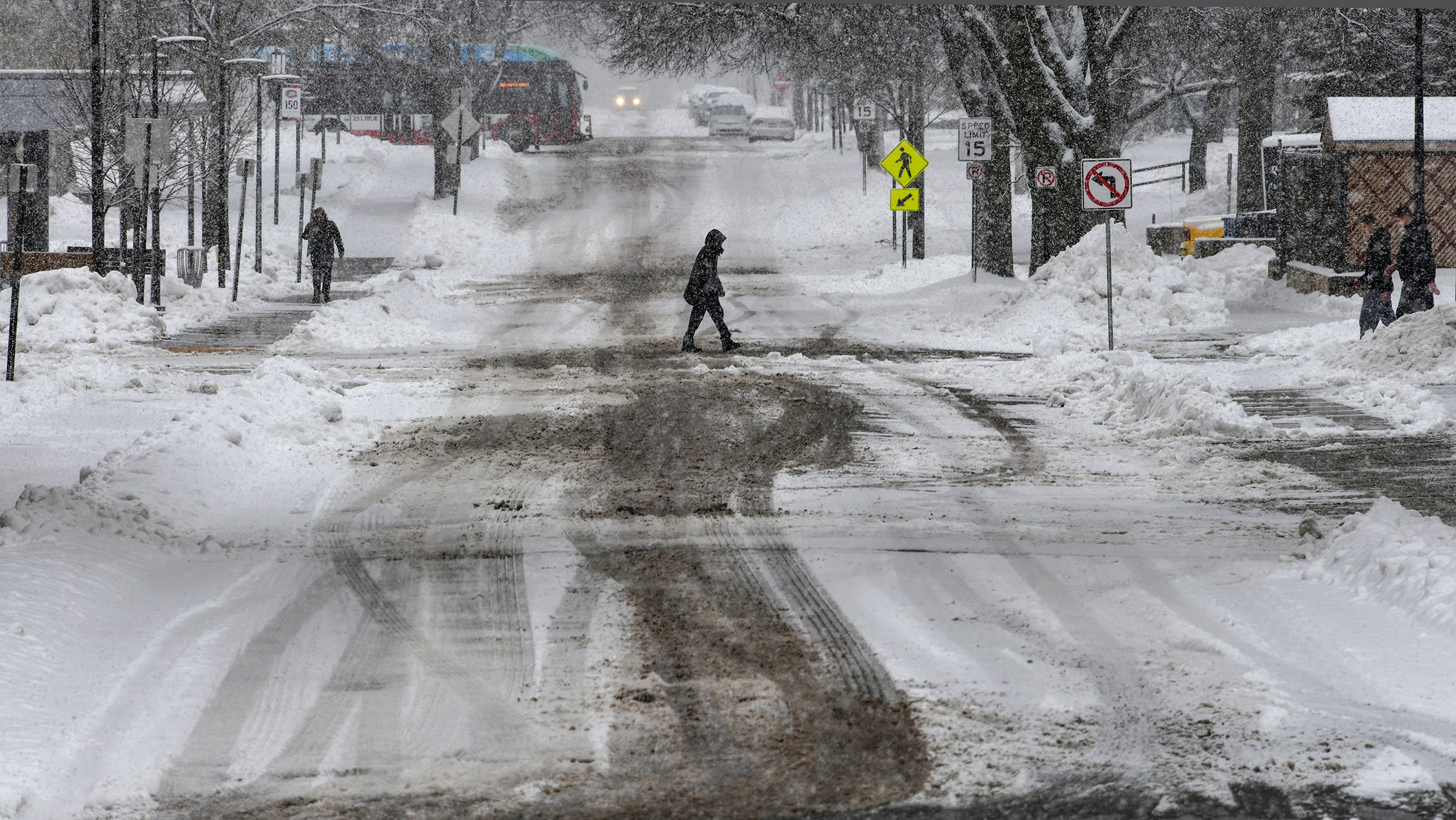 Storm Leaves Cooler Than Normal Temps In Its Wake