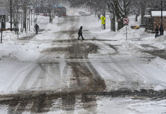 Sun Is Temporarily Back Snow Is Melting >> Storm Leaves Cooler Than Normal Temps In Its Wake