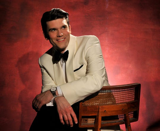 The Glenn Miller Orchestra will be performing at1:30 p.m. and 7 p.m. April 23 at the Paramount Center for the Arts.