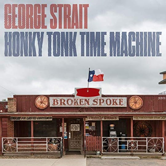 Honky Tonk Time Machine by George Strait