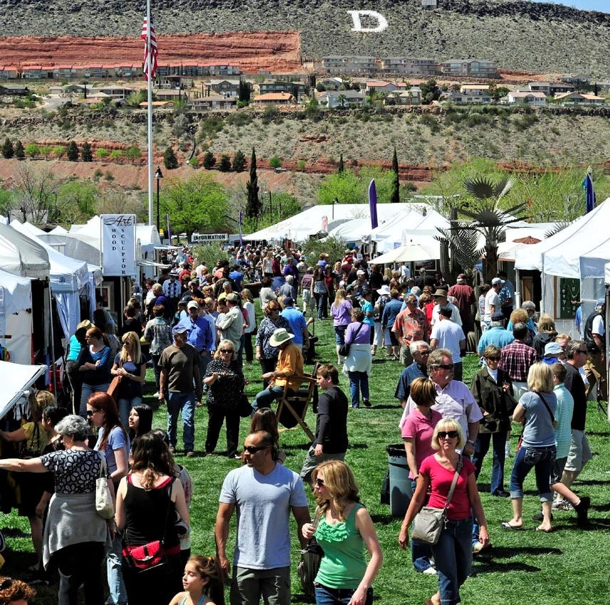 40 years in, St. George Art Festival continues to amaze