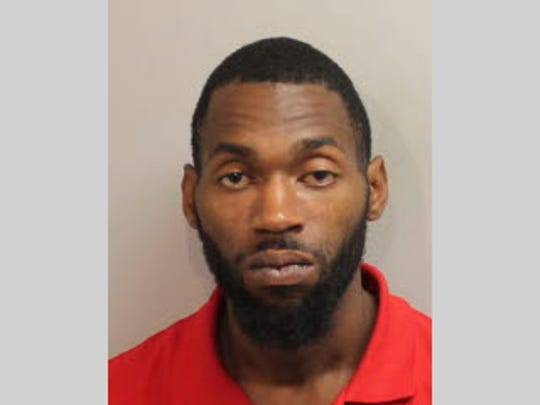 Jamichael Reshard Cox was arrested April 12, 2019, on charges he beat a pregnant woman to rob her.