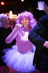 The Purple Craze party on April 27 raises money for the Alzheimer's Project.