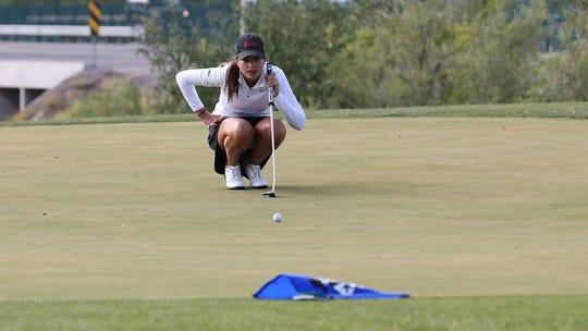UTEP sophomore golfer Valeria Mendizabal and her team hope to bring home a Conference USA title