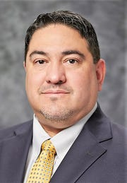 Ruben Montelongo, senior appraiser at CBRE Group in El Paso.