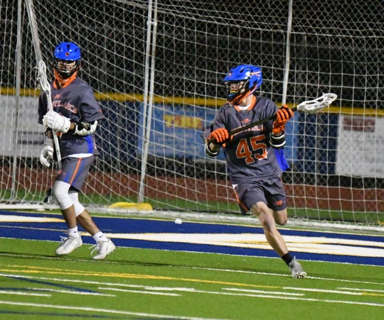 Westlake High junior midfielder Carson Kuhl is one of the top boys lacrosse players in Southern California.