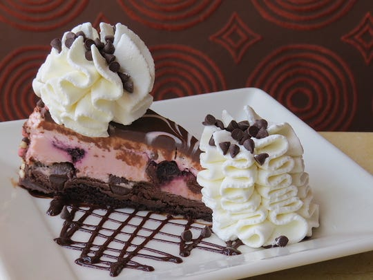 Sales of Cheesecake Factory's Very Cherry Ghirardelli Chocolate Cheesecake benefit Feeding America and its national network of community food banks, including FOOD Share of Ventura County.