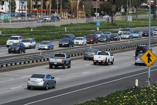 Caltrans is hosting four public meetings this month on long-held plans to add carpool lanes to Highway 101 from Ventura to Thousand Oaks.