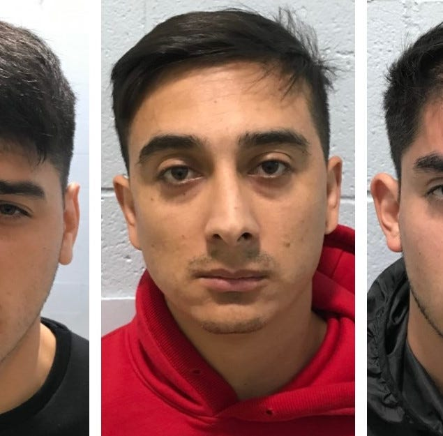 Three suspects arrested in multiple vehicle burglaries