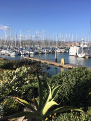 Ventura Harbor's general manager, Oscar Peña, is leaving the position after nearly 20 years.