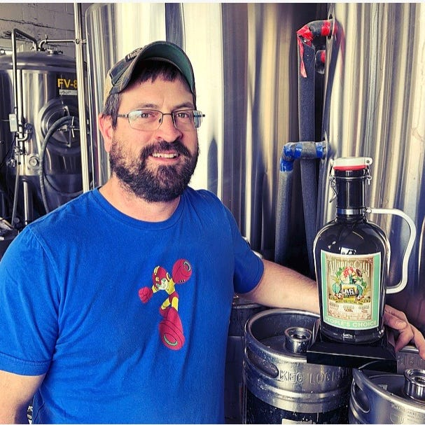 Millville's Glasstown Brewing Company wins People's Choice award at AC Beer Fest