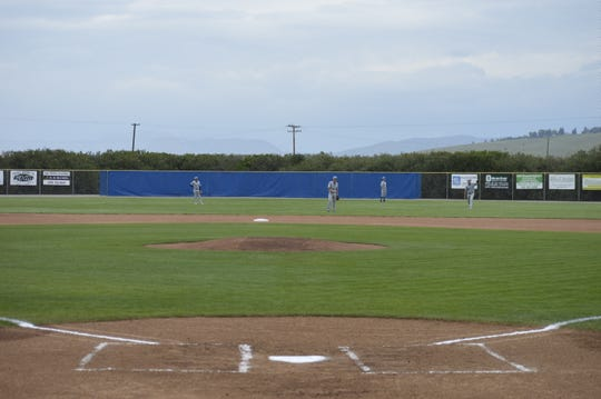 Lions Stadium is the home ballpark of the Exeter High School baseball team.