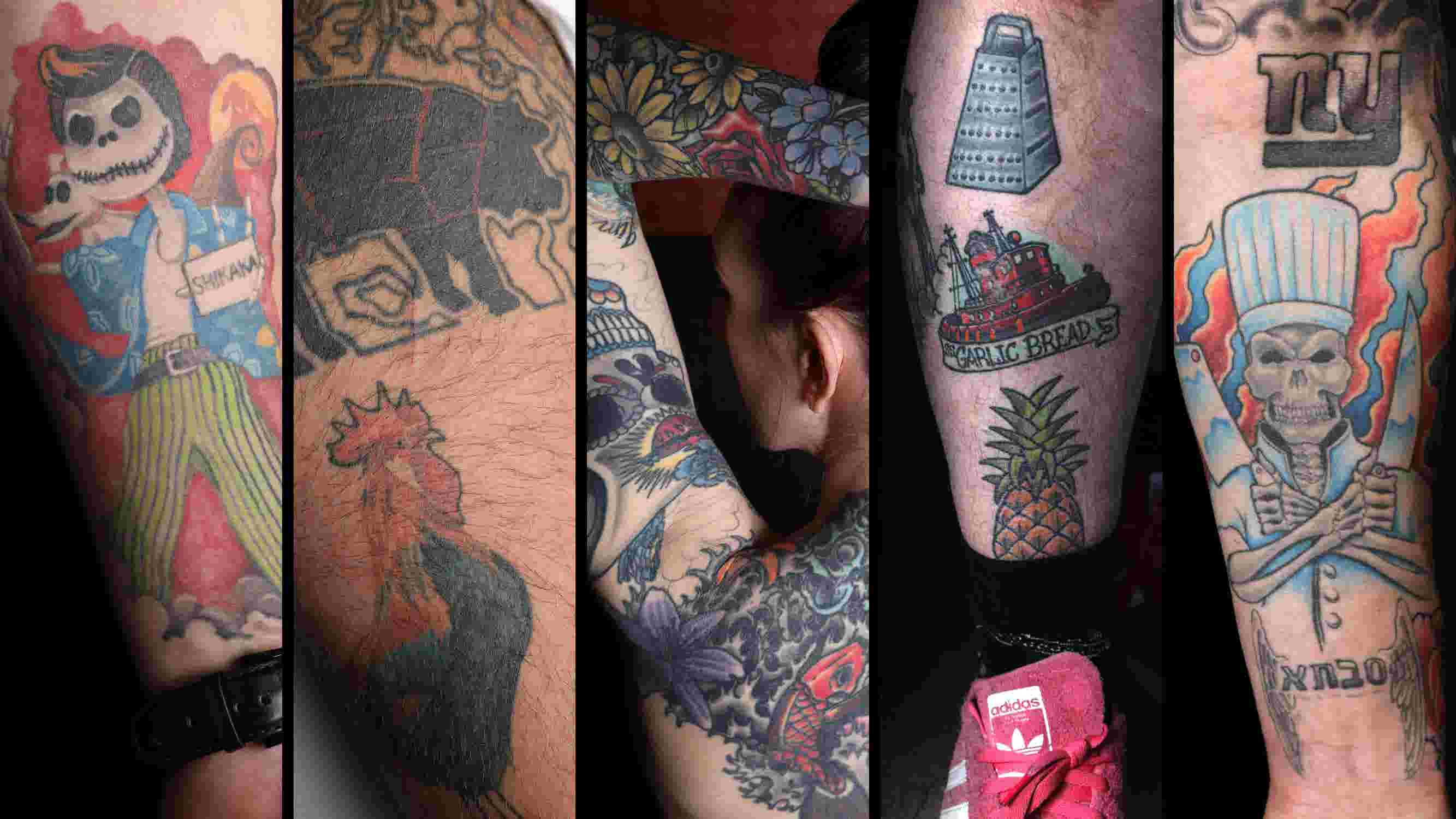 e9b74cf46 6 chefs reveal the stories behind their tattoos