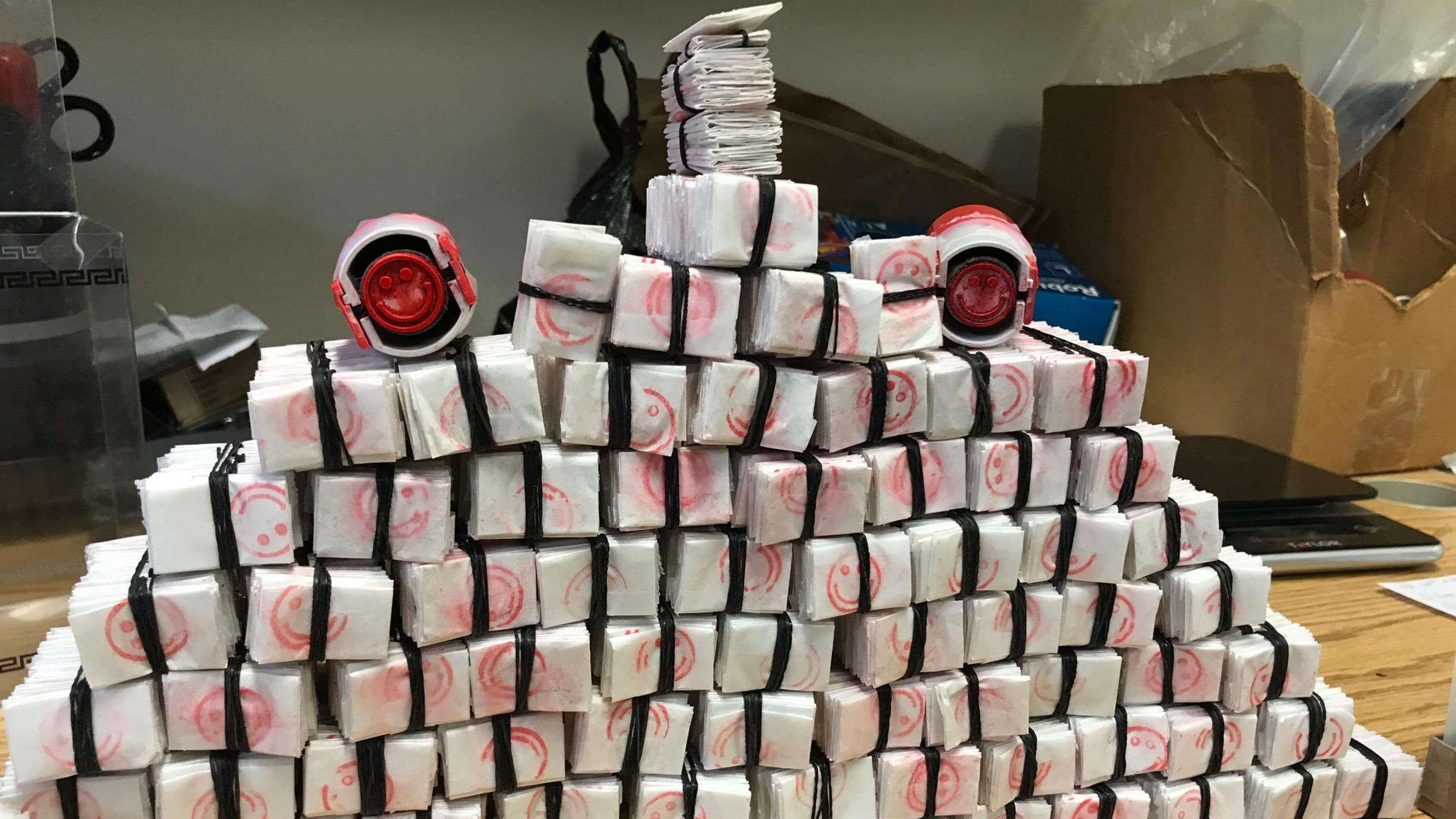 Police take down major drug enterprise in Mount Vernon, the Bronx