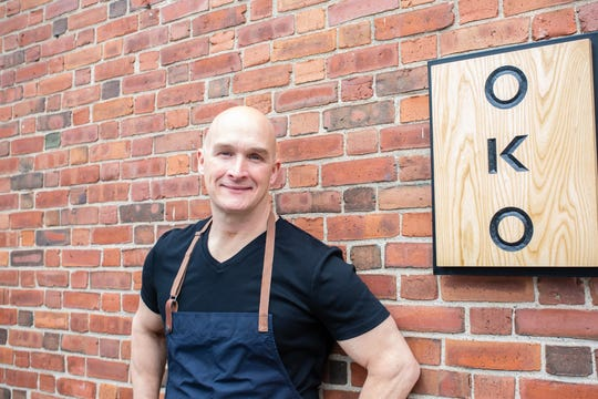 Chef Brian Lewis will open OKO in Rye this summer.