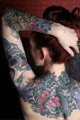 The Cincinnati Tattoo Arts Convention takes place Aug. 30-Sept. 1 at Duke Energy Convention Center.