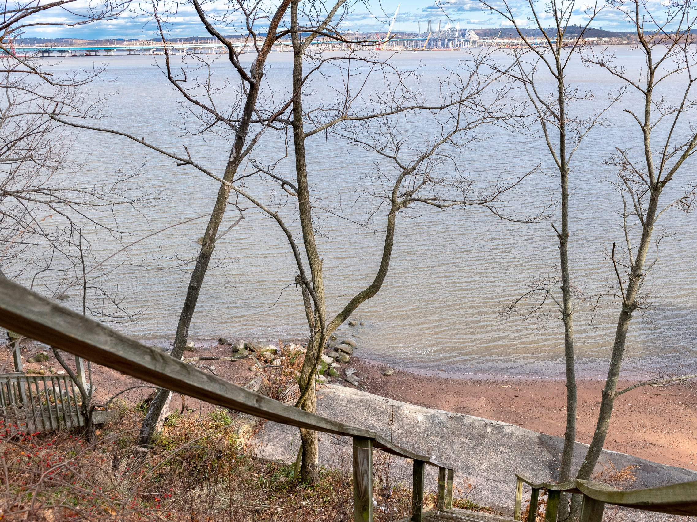 Overledge in Grand View-on-Hudson was built in 1916 from plans that were originally lost on the sinking of the Titanic.