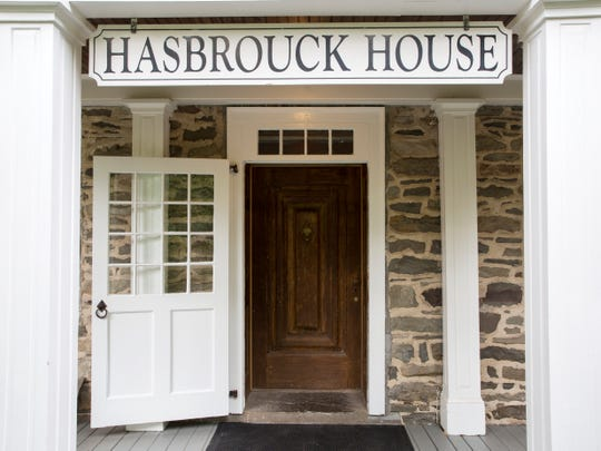 Hasbrouck House is a boutique inn that also offers private yoga classes and massage.