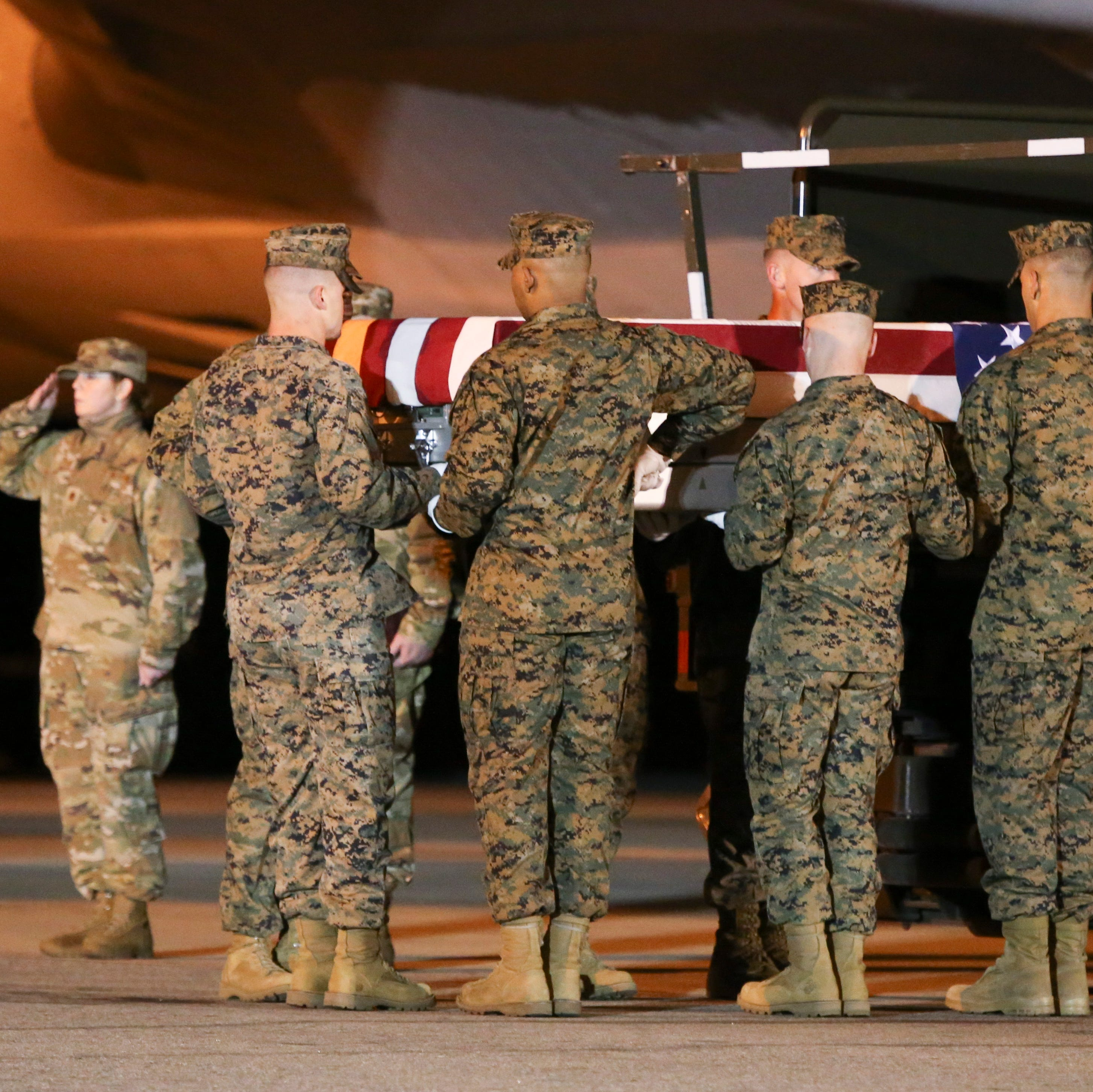 Marine killed in Afghanistan will be honored with funeral procession from Delaware to New York