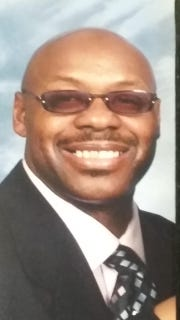 Pastor Rick McGee of Macedonia Baptist Church