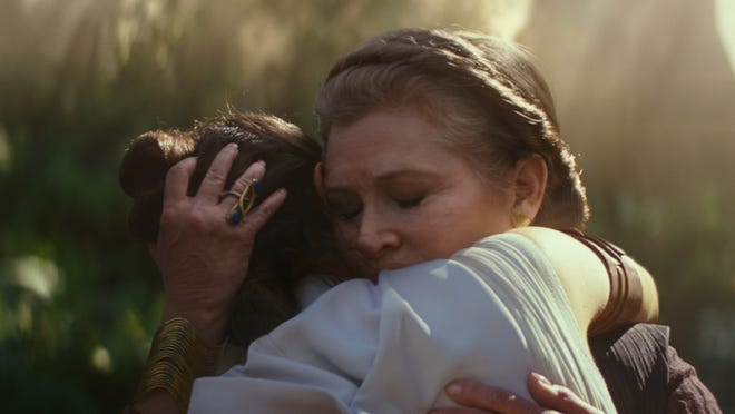 Star Wars The Rise Of Skywalker Look At Keri Russell S Character
