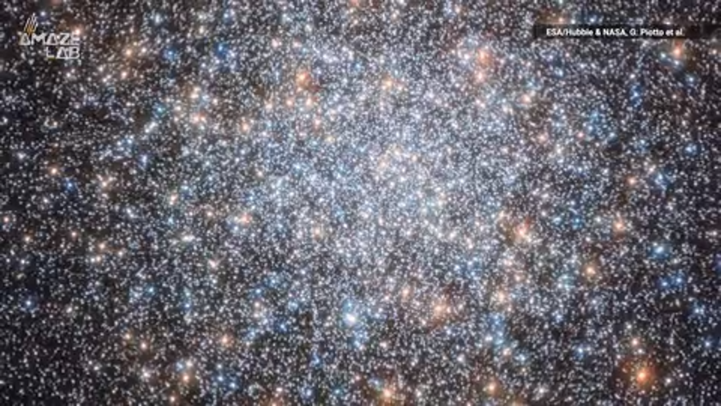 NASA's Hubble Space Telescope just captured a stunning look at one of the largest and brightest globular clusters ever discovered.