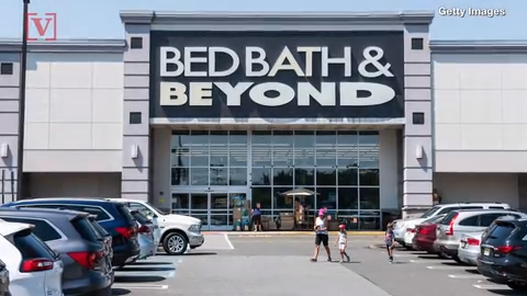 Bed Bath & Beyond store closings: 40 locations to be shuttered
