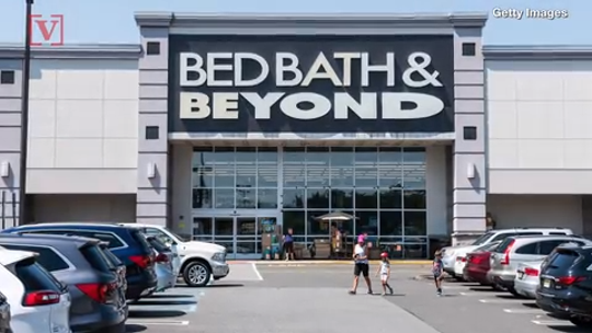 Bed Bath & Beyond CEO Steven Temares stepped down Monday, effective immediately, and Mary Winston will serve as interim CEO. The management shakeup comes as the retailer is facing mounting pressure from activist investors.