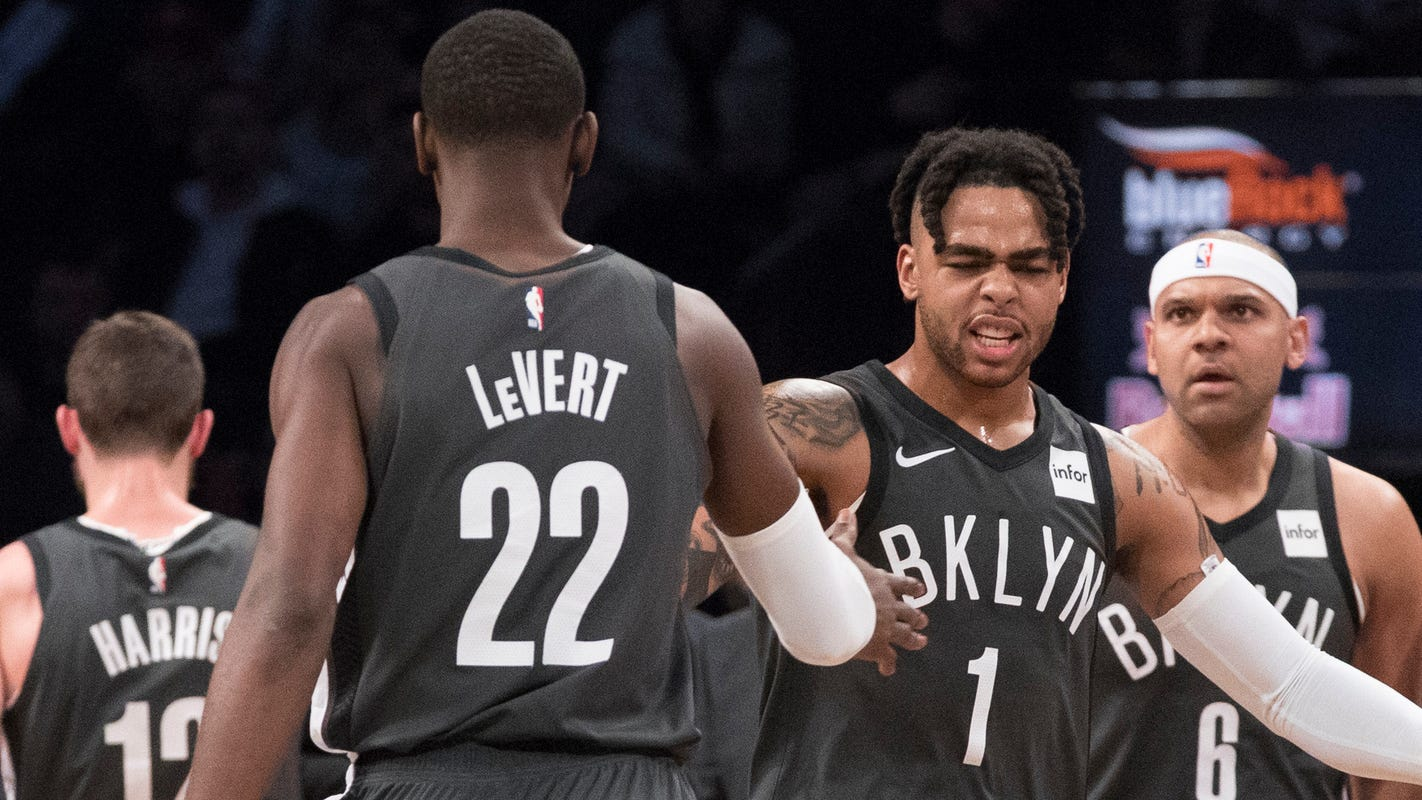 Opinion: Nets turnaround one of the NBA's richest stories