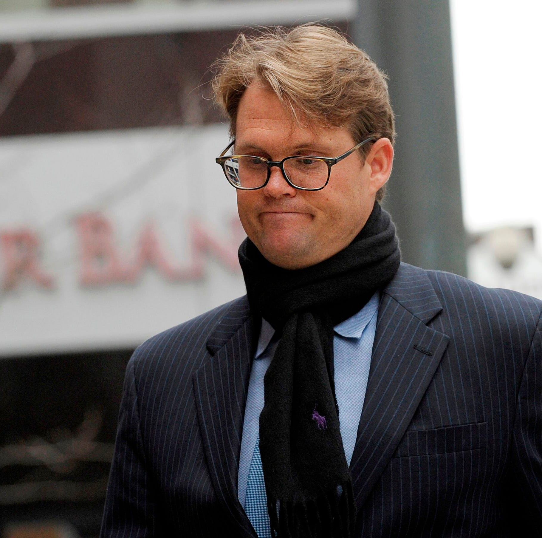 Mark Riddell, test-taker ace in college admissions cheating case, pleads guilty in court