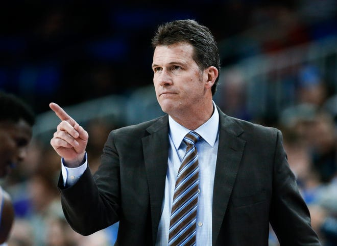Steve Alford has won 509 games as a Division I coach, but was fired at UCLA 13 games into the 2018-19 season.