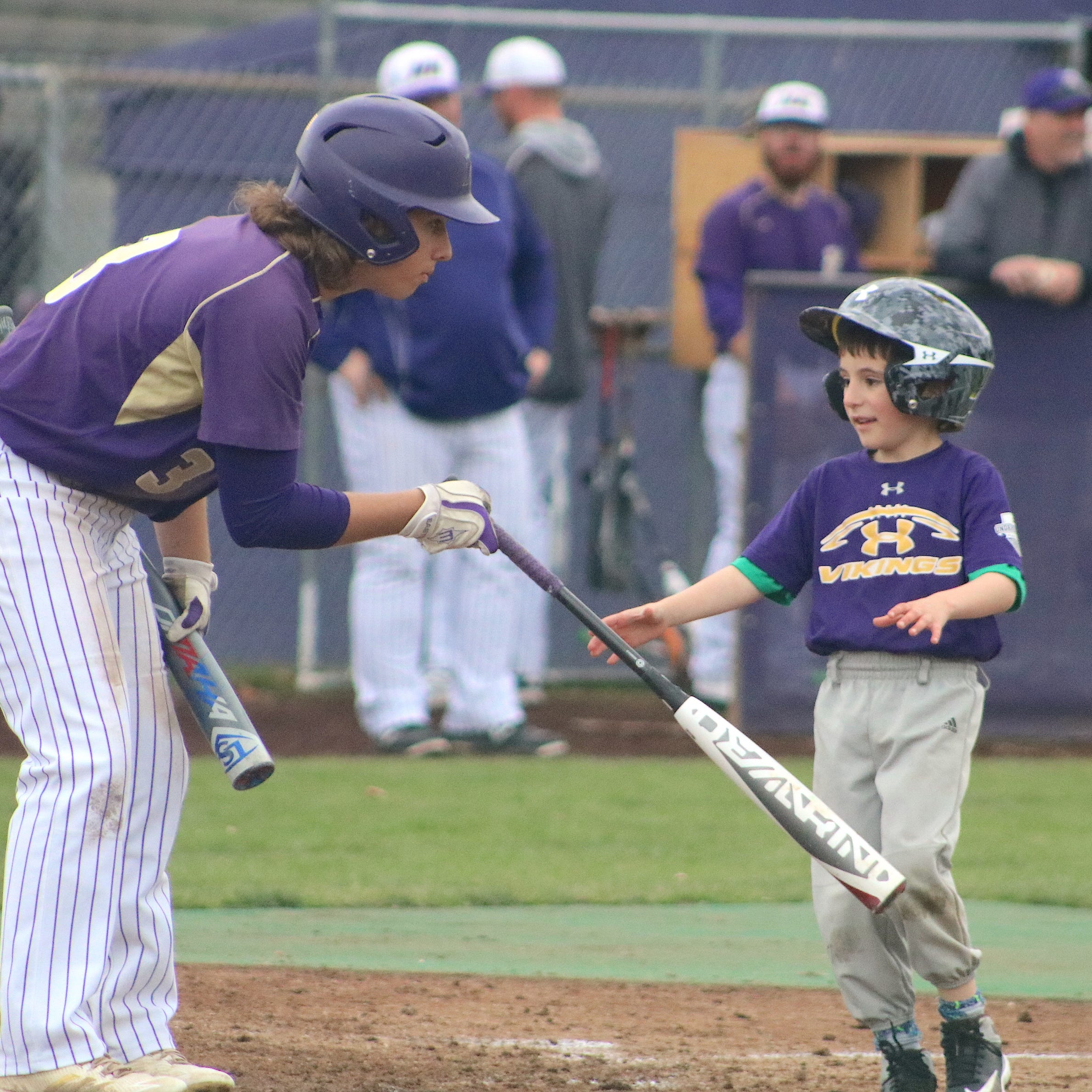 North Kitsap baseball drops first league game