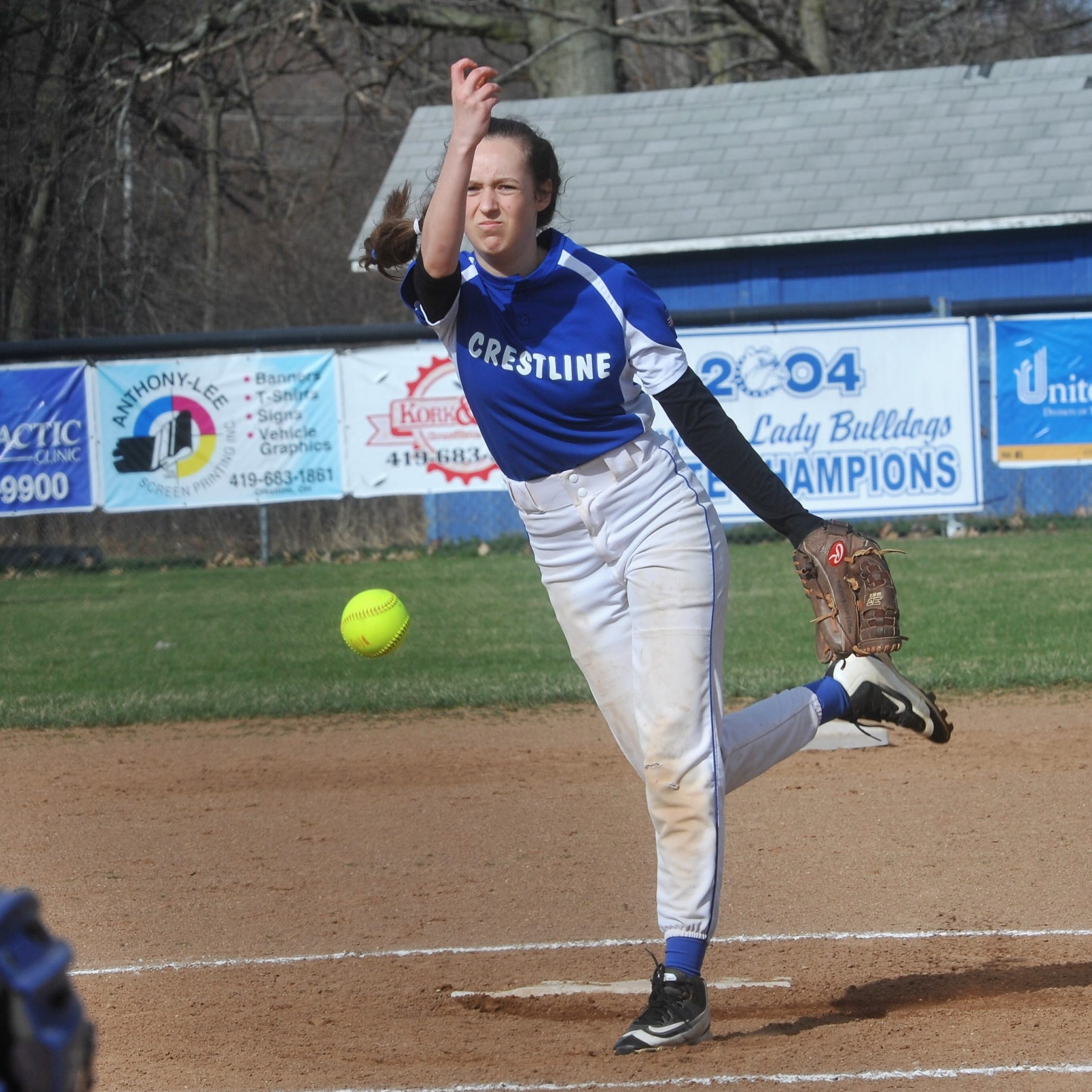40 runs!? Crestline rallies from 11 down, tops Buckettes