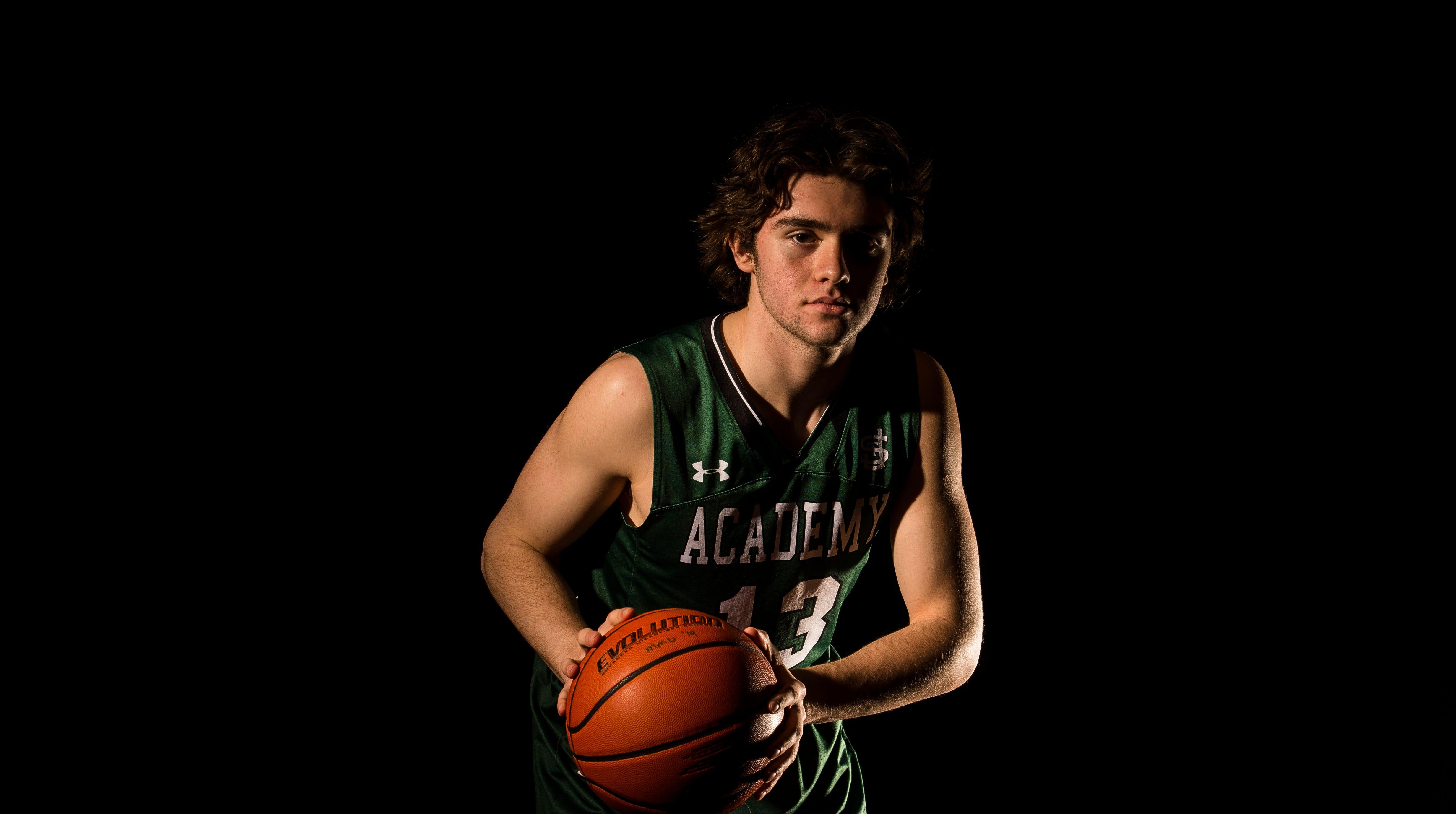 Free Press' Mr. Basketball: St. Johnsbury's Alex Carlisle