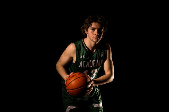 St. Johnsbury's Alex Carlisle is the 2019 Burlington Free Press Mr. Basketball.