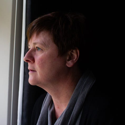 Possible stalking victim fears she may deserve it