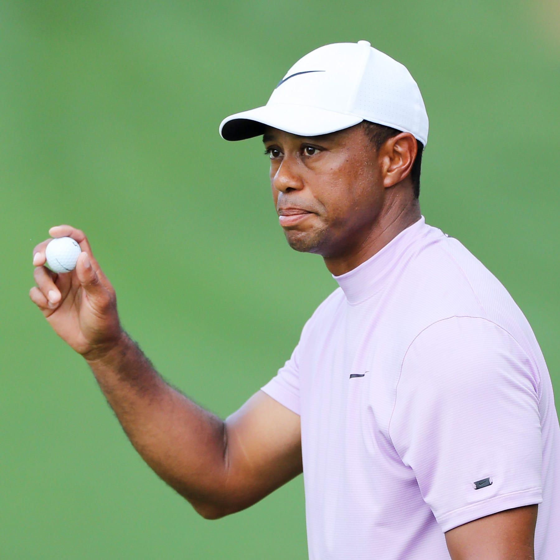 We charted Tiger Woods' winning Masters scorecards. Here's how he wins Sunday