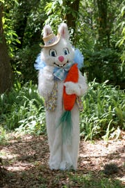 The Easter Bunny will be making himself available for photo ops Friday and Saturday at the Detroit Zoo.