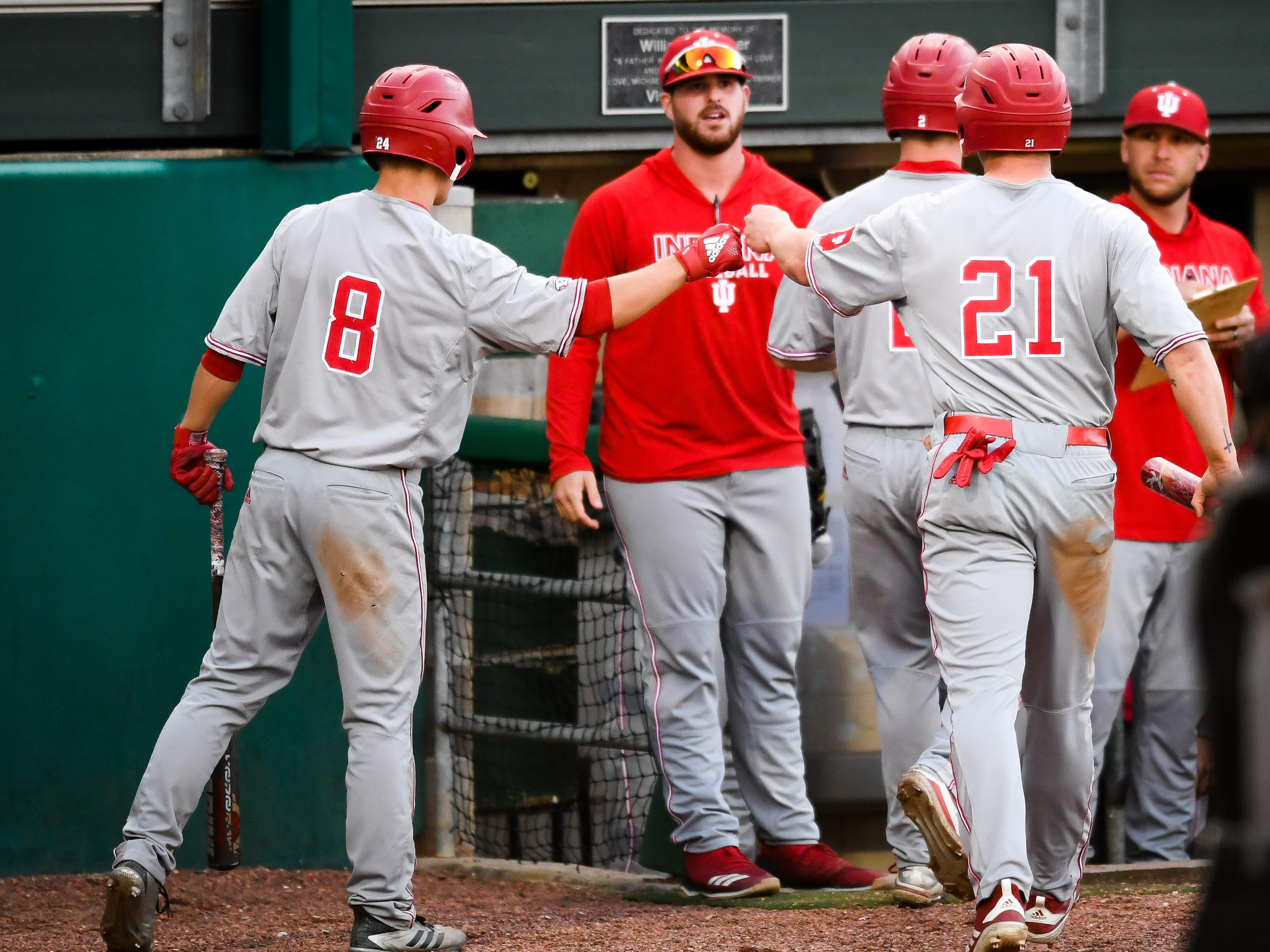 'Cut from the same cloth': Former SIAC standouts are key cogs in lineup for IU baseball