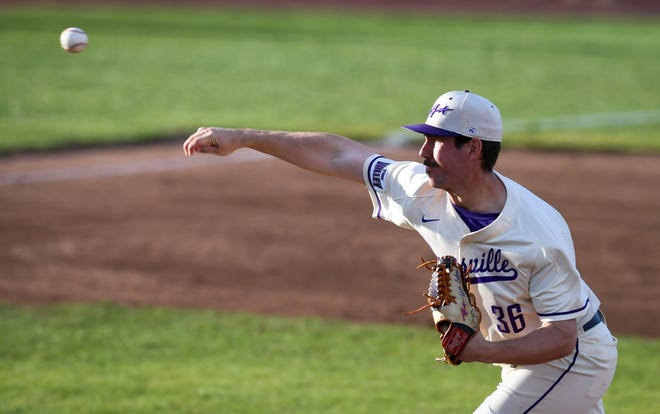 University of Evansville junior Adam Lukas earned All-Missouri Valley Conference honorable mention after going 3-2 with a 4.60 earned-run average in 29 1/3 innings during league play this season.