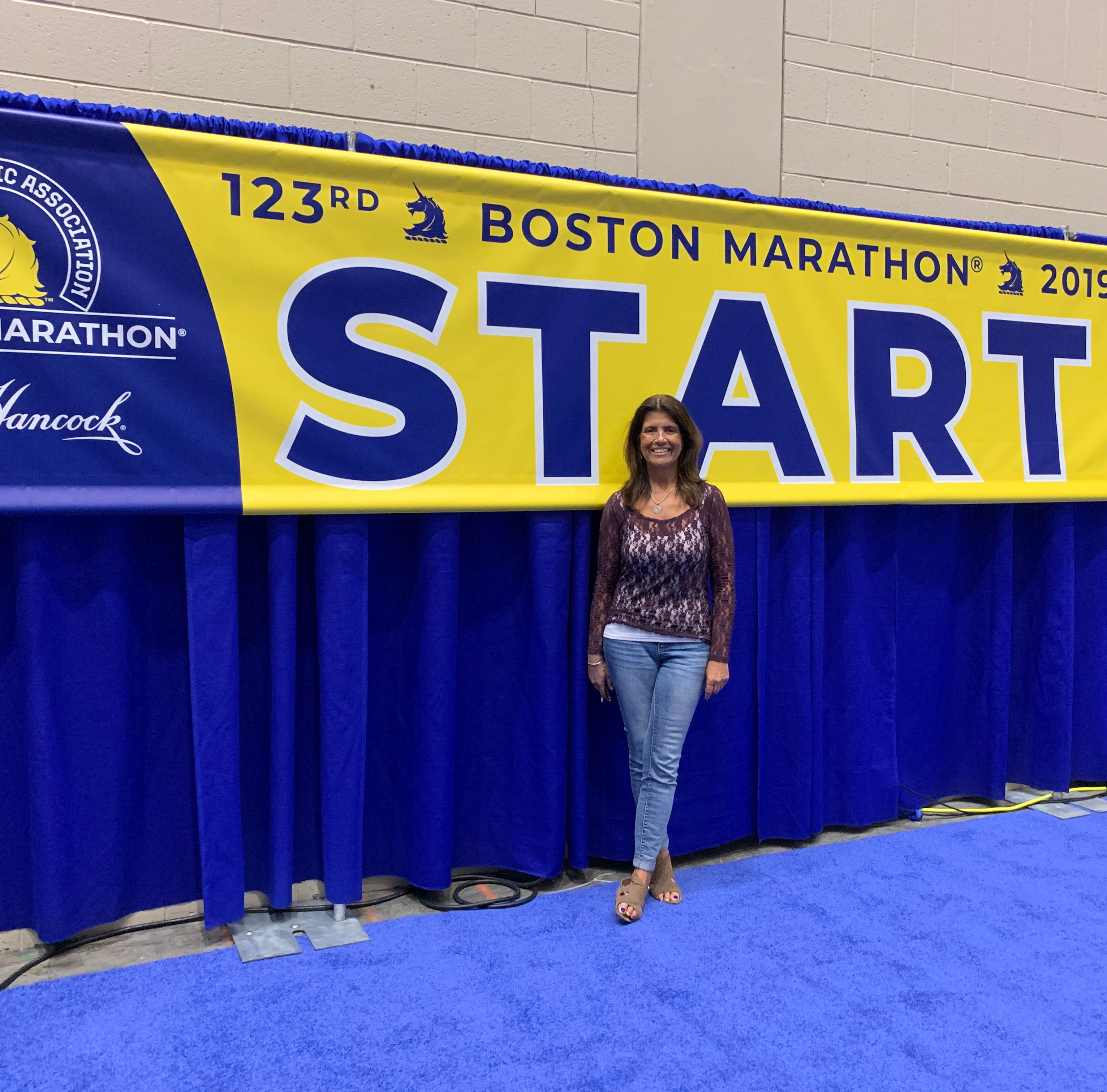 Collier County teacher to run first Boston Marathon to raise money for cancer research
